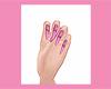🤍 pink  Nails