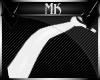 !Mk! Tie PVC White