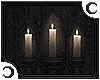 WH Candle Wall Sconce