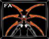 (FA)Head Blades Fire