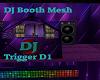 DJ Booth Animation