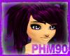 *p* Grape hair