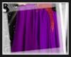 .-  Purple Hero Cape