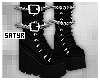 Spiked Punk Boots