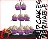 [m] Cupcake Platter DRV