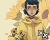 Sunflower Girl Cutout v5