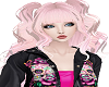 Dolls Pink Bangs Hair