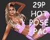 29P HOT POSE PAC FEMALE
