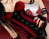 *W* Lovette Red