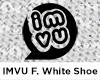 IMVU F. White Shoe