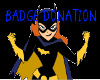 Batman Badge Incentive