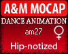 * Hip-notized *  Dance