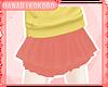 HK  Himawari Skirt
