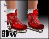 D- Xmas Ice Skates