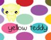 Yellow Teddy ~ Calli