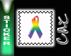 *CC* Gay Pride Ribbon