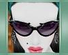 Bakelite Sunglasses-Blck