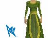 Spring Tapestry Dress