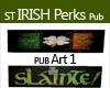 ST IRISH PERKS PUB ART 1