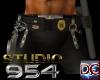 954 Bodyguard Belt