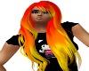 Berta Fire Hair