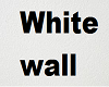 Add on wall-WHITE