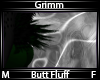 Grimm Butt Fluff