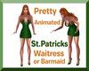 Anim, St.Pattys Waitress