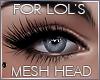 [MT] Mesh.H Eyes D.Grey