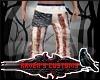 (RC) American Flag Pants