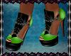 AnkiSin Heel-green