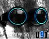 D|CyberDoll Goggles Blue