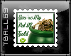 My pot of gold stamp