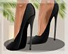 -Mm- Slay Black Heels