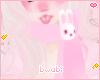 bunny scarf ♡