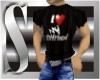 S kenny love shirt