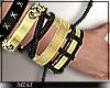 !M! Vallentino bracelets