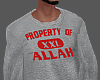 PROPERTY OF ALLAH G