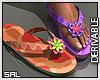70s Flip Flops