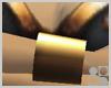 Wrist Cuff - Gold