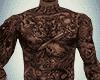 Skull Full Body Tattoos