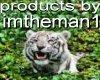 imtheman1 sticker2