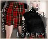 [Is] Tartan Style Dress