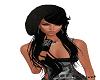 Pamela black hair