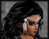 Native Black Headband