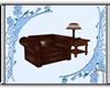 Beautiful Brown Chair