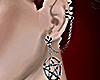 .: Pentagram earring :.