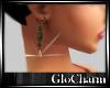Glo* BlackOnyxGoldDrop