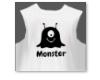 monster kid tshirt