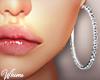 Flayme Hoop Earrings